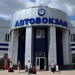 Автовокзалы Федоровки