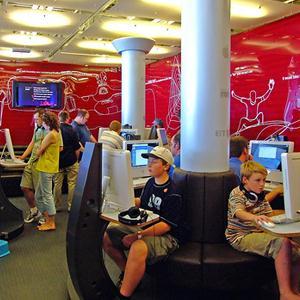 Интернет-кафе Федоровки
