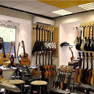 Музыкальные магазины Федоровки