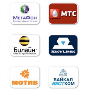 Операторы сотовой связи Федоровки