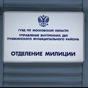 Отделения полиции Федоровки