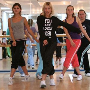 Школы танцев Федоровки