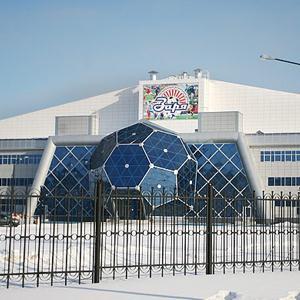 Спортивные комплексы Федоровки