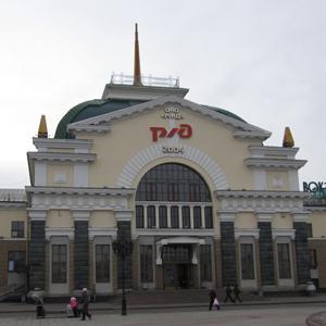 Железнодорожные вокзалы Федоровки